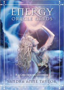 Eneryg Oracle Card Deck by Sandra Taylor